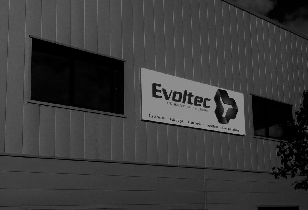 Historique de l'entreprise Evoltec